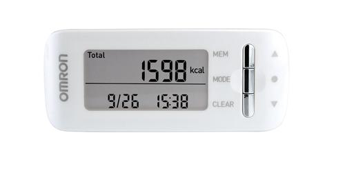 Omron Caloriscan HJA-306 Caloriscan - monitor kalorické spotřeby, bílý