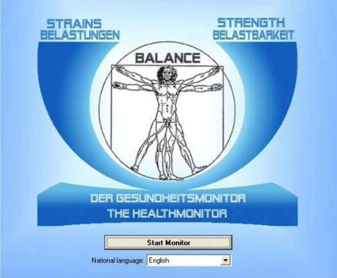GMON Standard software pro váhy TANITA