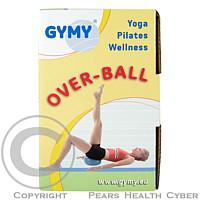 GYMY over-ball míč průměr 19cm (v krabičce)