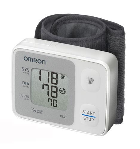 Tlakoměr OMRON RS2 zápěstí