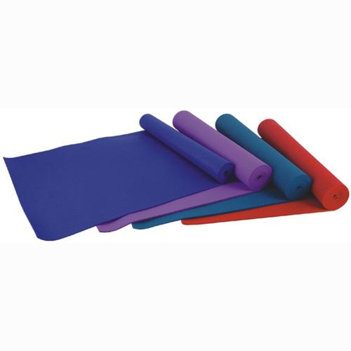 Yoga ( joga) cvičební podložka GYMY, 173x61cm, tl.4mm
