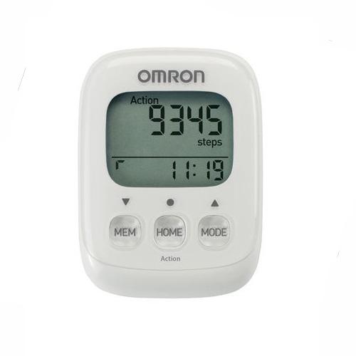 OMRON HJ-325-EW Walking Style IV krokoměr (bílý)