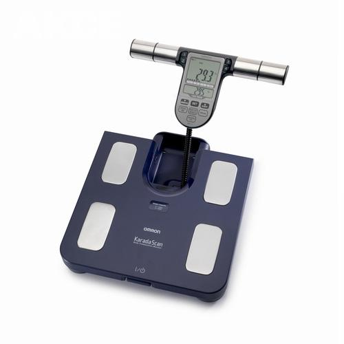 OMRON BF511-B Monitor skladby lidského těla s lékařskou váhou