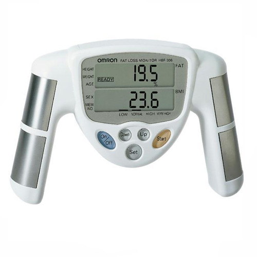 Měřič tělesného tuku OMRON BF 306