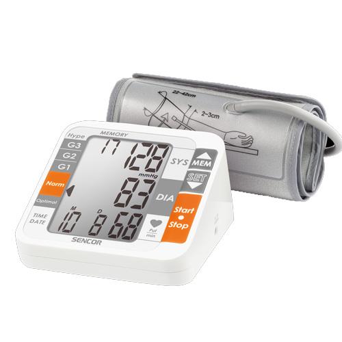 Tlakoměr Sencor SBD 1470 na zápěstí