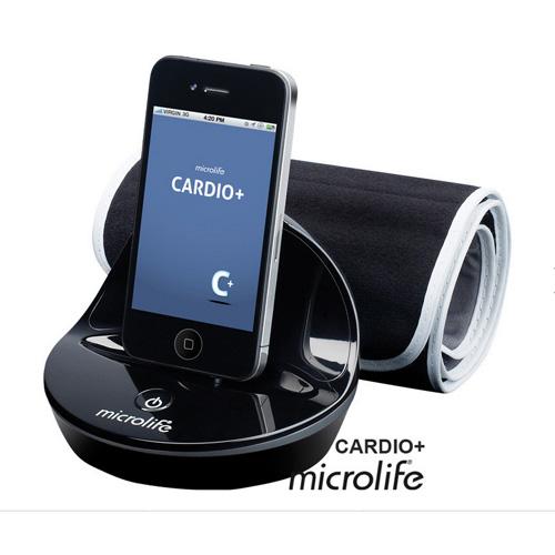 Tlakoměr Microlife CARDIO+