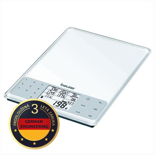 Kuchyňská/Diabetická elektronická váha na potraviny BEURER DS61
