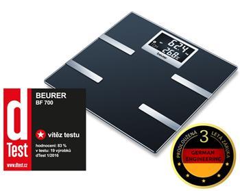 Beurer BF 700 osobní a diagnostická váha