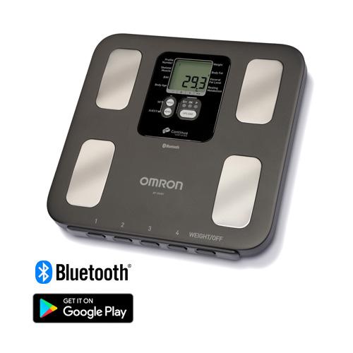 OMRON BF206-BT monitor skladby lidského těla s lékařskou váhou s Bluetooth pripojením