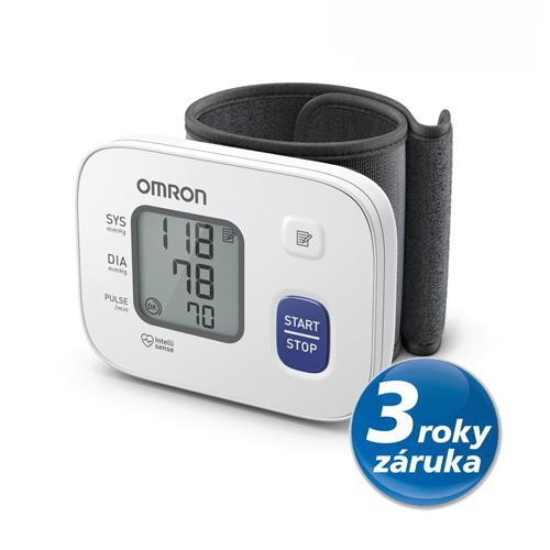 Omron RS4 tlakoměr na zápěstí