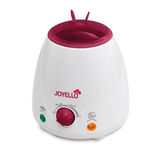 """JOYELLO JL-976 """"PAPPERTUTTO"""" Ohřívač kojen.lahví vč. adaptéru do auta"""