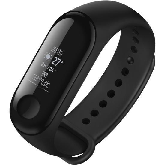 Xiaomi Mi Band 3 Fitness náramek, černý