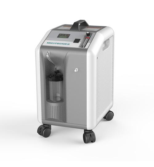 MiCITECH CP501 Kyslíkový koncentrátor s funkcí kompresorového inhalátoru